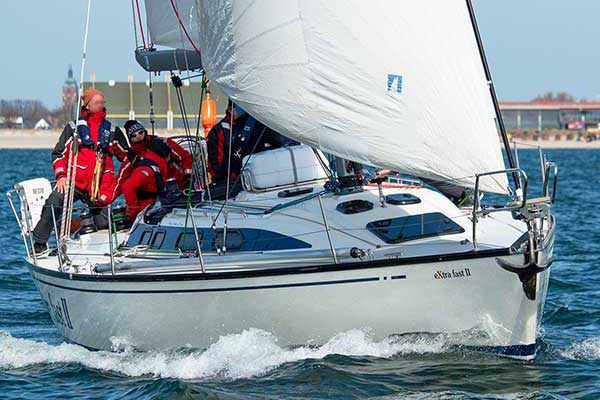 Yachtcharter Ostsee X 412 extra fast d
