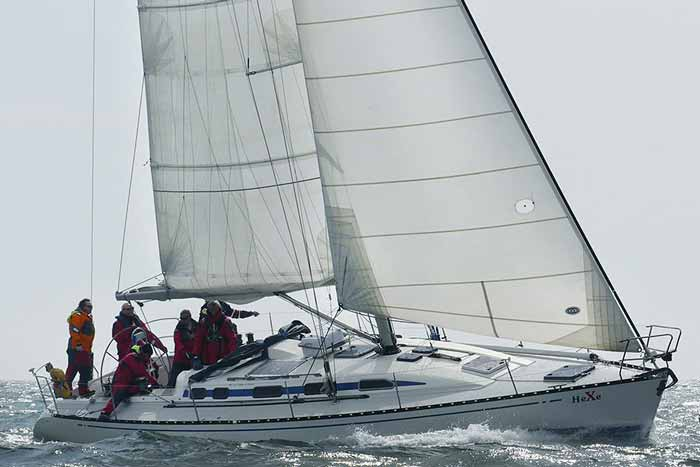 Yachtcharter Ostsee X Yachts X 442 Hexe b