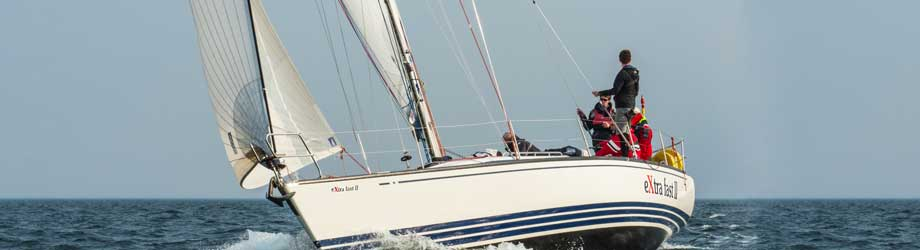 Yachtcharter Ostsee X Yachts X 412 extra fast a