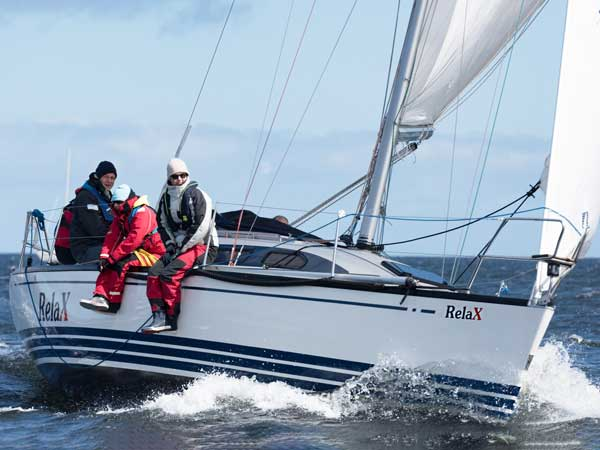 Yachtcharter Ostsee X Yachts X 332 Relax 3