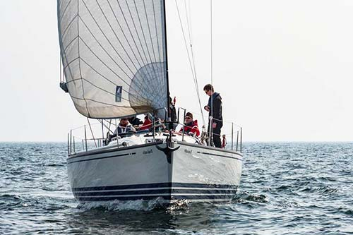 Yachtcharter Ostsee extra fast a