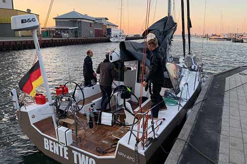 Yachtcharter Ostsee Bente39 bei real sailing