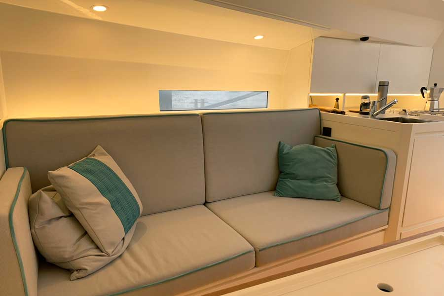 Yachtcharter Ostsee Bente39 bei real sailing 7