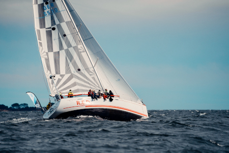 Regattatraining REAL Sailing First447