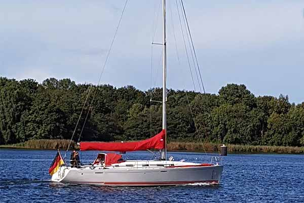 Yachtcharter Ostsee First447