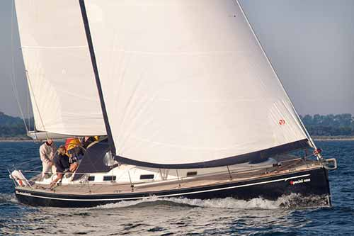 Yachtcharter Ostsee Salona45 Special One 1