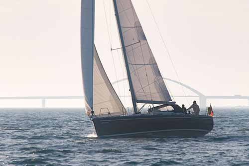 Yachtcharter Ostsee Salona45 Special One 8jpg